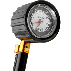 Lezyne Shock Drive Mini Pump black/gold